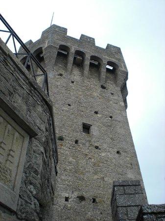 Cesta Tower: Castello della Cesta
