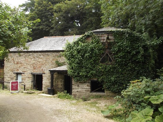 Veryan, UK: Melinsey Mill