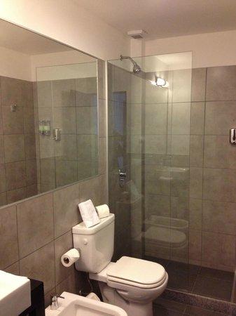 Posada Las Terrazas: Bathroom