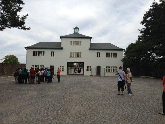 Insider Tour: Guard House at Sachsenhausen