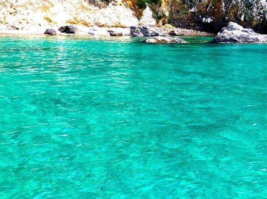 Grande Hotel Santa Domitilla: isola di Palmarola