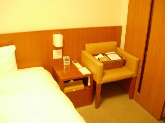 Dormy Inn Kanazawa: サイドテーブル