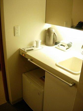 Dormy Inn Kanazawa: 洗面所