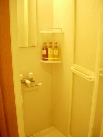 Dormy Inn Kanazawa: シャワールーム