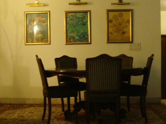 Tej Abode : Dining.