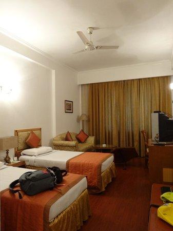 Hotel Meraden Grand: ツインの部屋