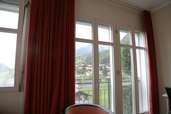 Belvedere Swiss Quality Hotel: Bedroom