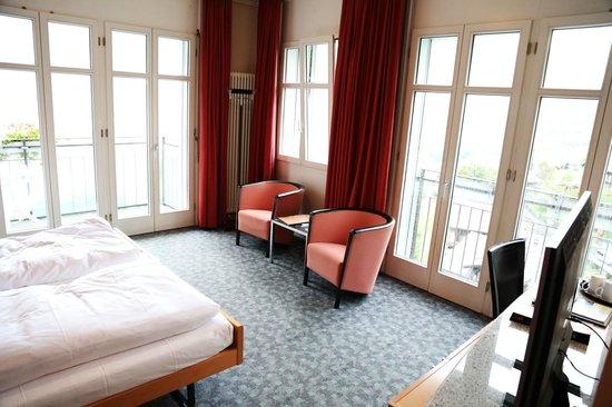 Belvedere Swiss Quality Hotel: room