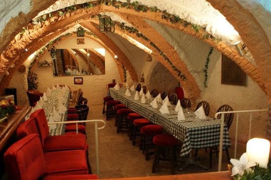 Trattoria Rustica: The Crypt