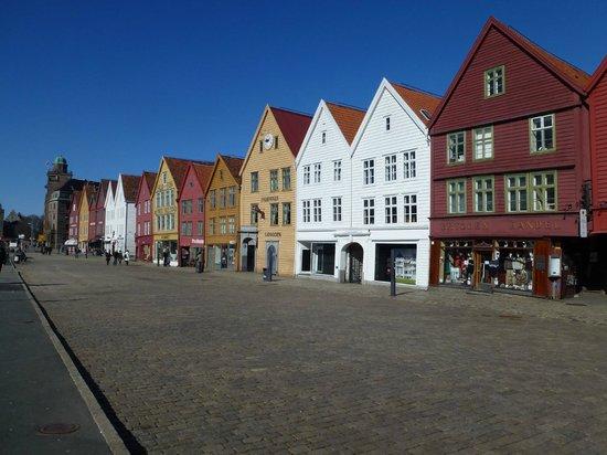 Radisson Blu Royal Hotel, Bergen: Bryggen
