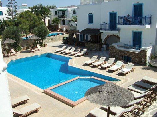 Agios Prokopios Hotel Pool