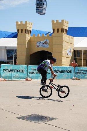 Summer Adventures at Fair Park: Bike show