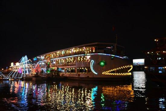Royal Hotel Saigon ( Kimdo Hotel): набережная
