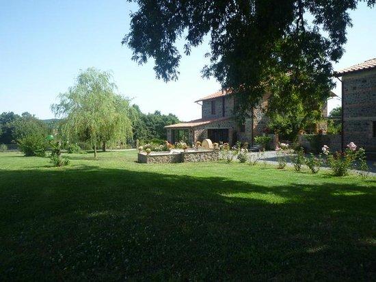 Borgo di Campagna Il Tesoro: dehors