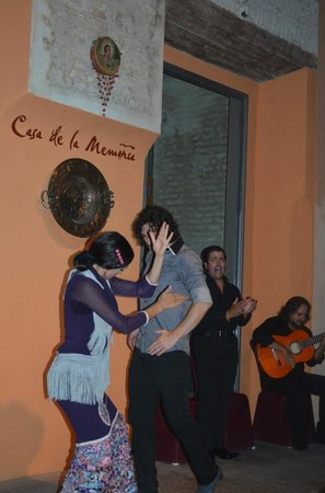 Casa de la Memoria: soirée flamenco