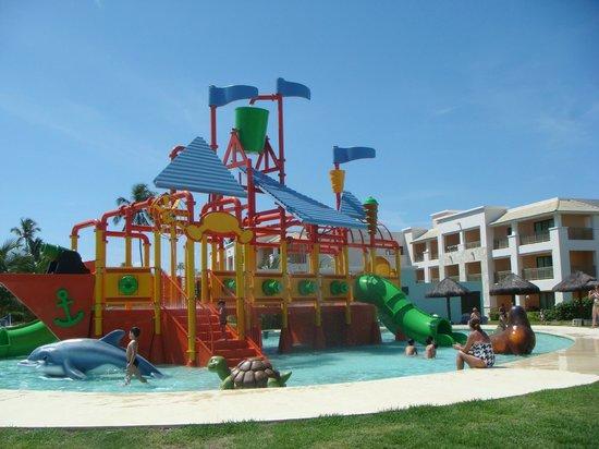 Iberostar Praia do Forte: Parque Aquático Infantil