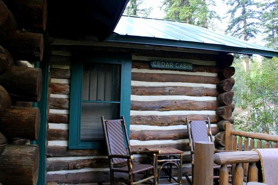 The Broadmoor Ranch at Emerald Valley: our cabin