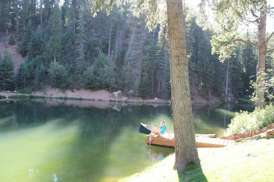 The Broadmoor Ranch at Emerald Valley: more relaxation