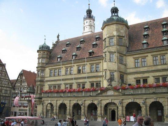 rothenburg ob der tauber ローテンブルク 旧市街の写真 トリップ