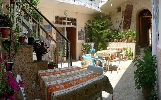 Hotel Elvan: Kahvaltı Bahçesi