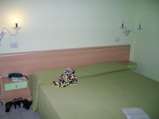 Hotel Villa Nefele: Doppelzimmer