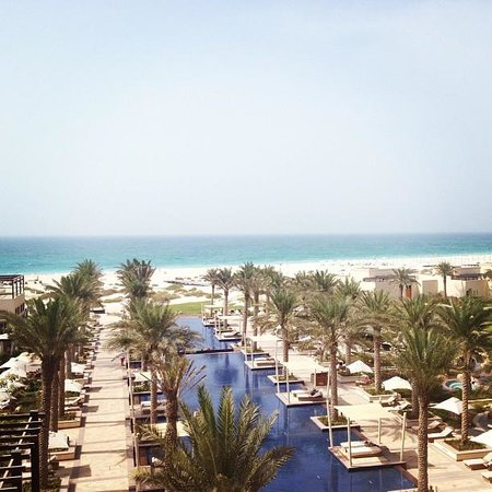 Park Hyatt Abu Dhabi Hotel & Villas : Breathtaking View