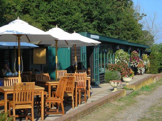 Dingle Hill Tearooms: Tea room