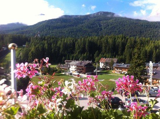 Faloria Mountain Spa Resort: panorama mozzafiato