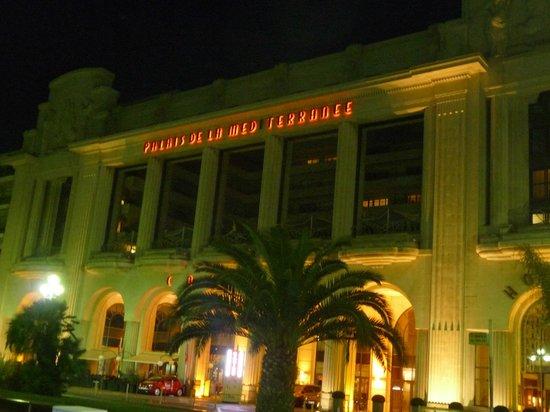 Hyatt Regency Nice Palais de la Mediterranee: Hotel Exterior