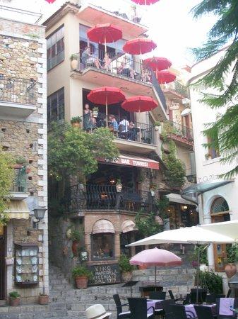 """Hotel Villa Nefele: Castelmola """"Turris"""" unbedingt besuchen"""