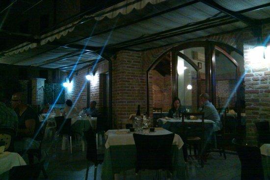 Terrazza - Foto di Ristorante Pizzeria La Tinaia Di Gaudio ...