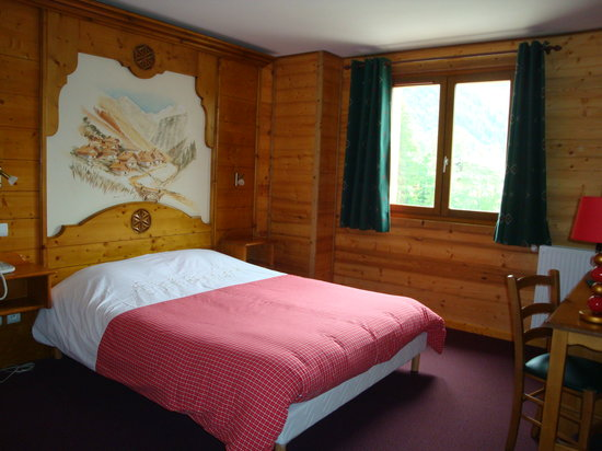 Hotel Epicea Lodge: an other bed room