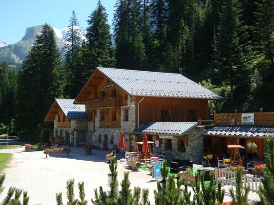 Hotel Epicea Lodge: autre vue exterieure