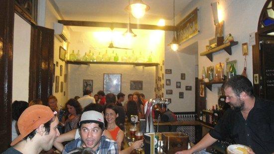 La Tranca: En Malaga como en casa.