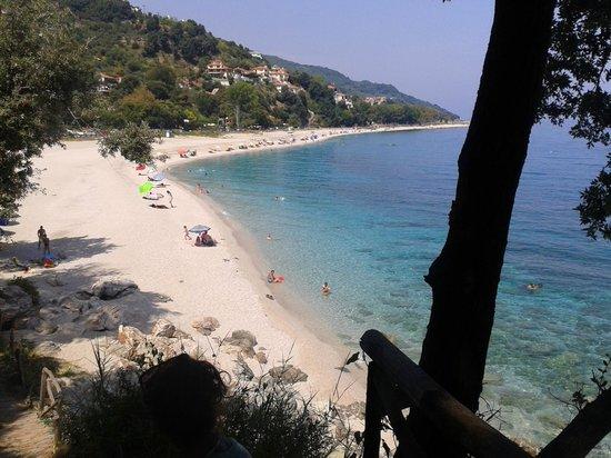 Hostel Katerina: Papanero beach