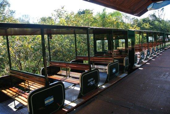 Iguassu Flower Garden: El Tren