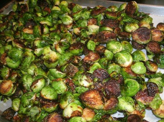 Seaside Gourmet: Brussels Sprouts