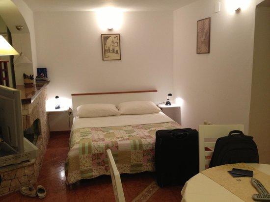 Apartments Lenni: Bed
