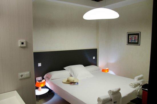 Antídoto Rooms: Camera