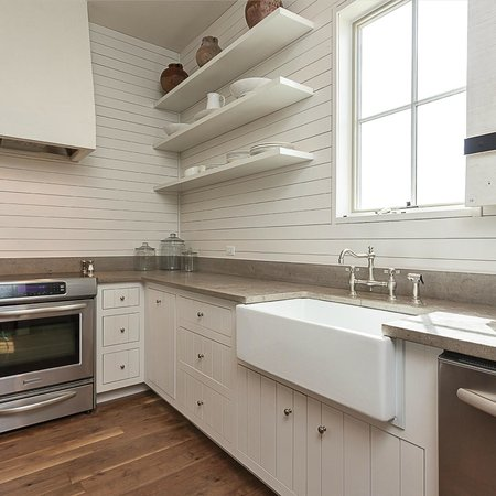 Stablewood Springs Resort: Fully-stocked kitchens