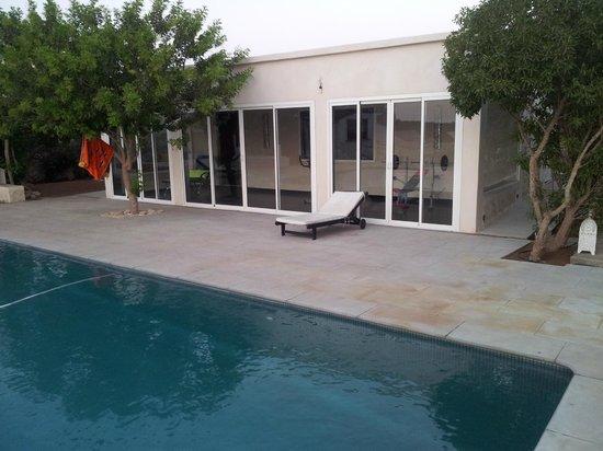 La Maison Essaouira : Le centre de remise en forme
