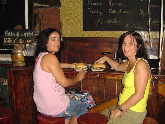 Cena a La Portena