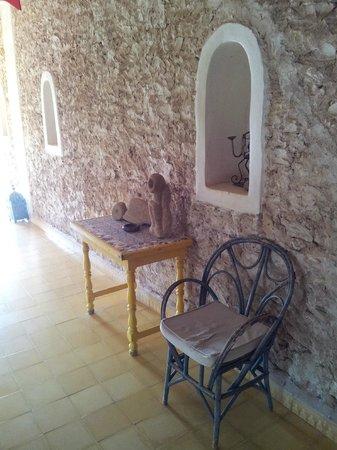 La Maison Essaouira: L'entrée