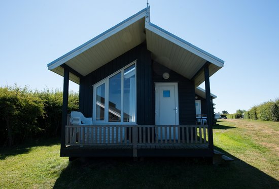 Vesterlyng Camping: Luxury chalet