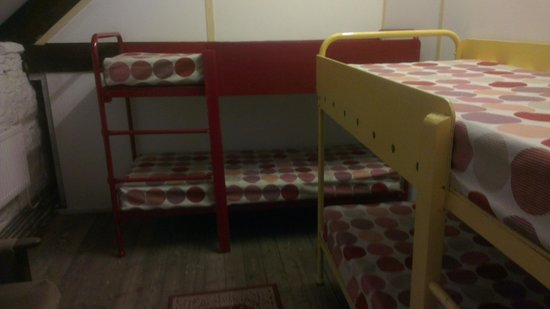 Abbot's House Farm: Small bedroom (Sleeps 4)