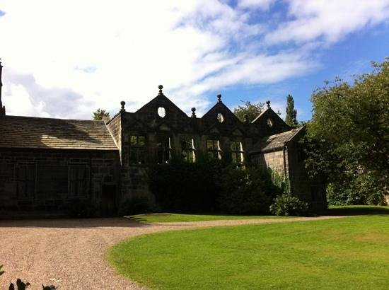 East Riddlesden Hall : beautiful ruins