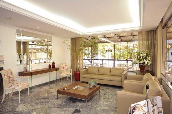 Hotel Nohotel : Recepcao