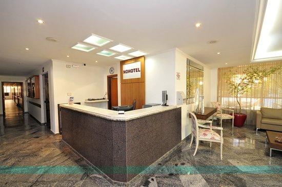 Hotel Nohotel : Recepção