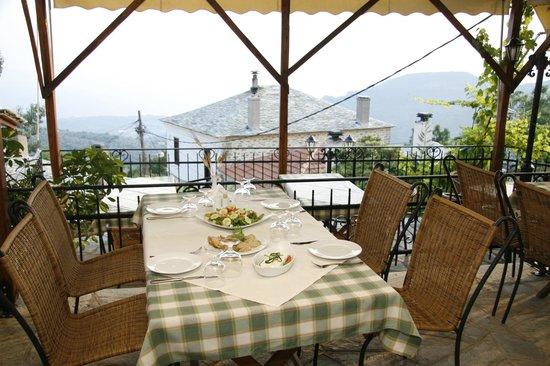 Agios Lavrentios, Греция: η ταβερνα το καλοκαιρι