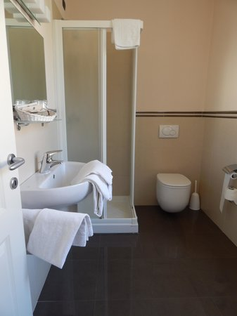 Hotel Silvio: Nice bathroom